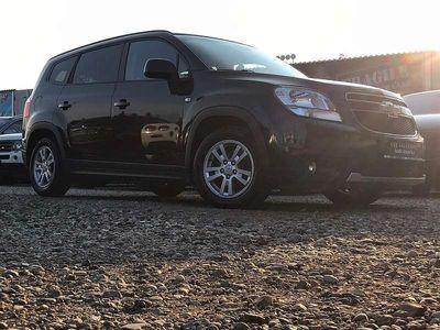 gebraucht Chevrolet Orlando 2,0 ECO LT **7-Sitze*Finanzierung** Kombi / Family Van