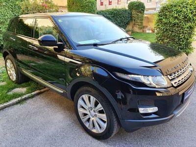 used Land Rover Range Rover evoque Prestige 2.2 TD4 Allrad Automatik SUV / Geländewagen,