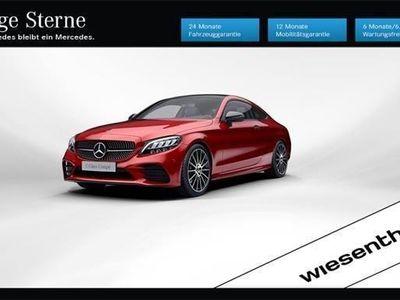 gebraucht Mercedes C200 Coupé