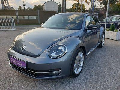 gebraucht VW Beetle 2,0 TSI Sport *Panoramadach*Leder*BI-Xenon*