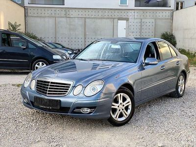 gebraucht Mercedes E320 E-KlasseCDI 4 MATIC AVANTGARDE Limousine