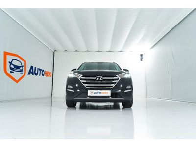 gebraucht Hyundai Tucson 1,7 CRDI Start-Stopp Platin DCT | *WINTER-AKTION!*