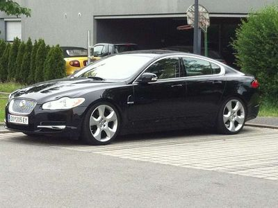 gebraucht Jaguar XF V8 KOMPRESSOR POWER Limousine