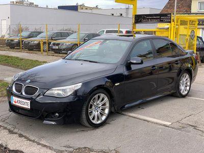 gebraucht BMW 525 Diesel Aut.M-Paket*Head up display*SOFORT-KREDIT*