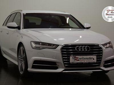 gebraucht Audi A6 Avant 3,0 TDI Quattro Sport S-tronic / 2xS-Line