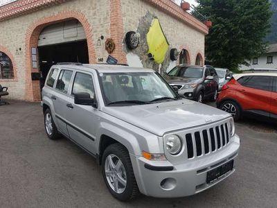 gebraucht Jeep Patriot 2,0 CRD Sport Plus SUV / Geländewagen