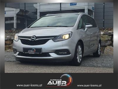 used Opel Zafira Österreich Edition 1,6i / 136 PS *LP -28%