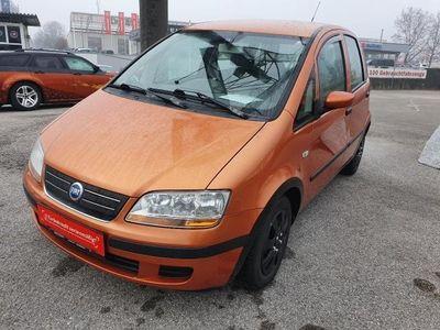 gebraucht Fiat Idea 1,3 16V JTD Multijet 70 Emotion!Pickerl bis 5/2020