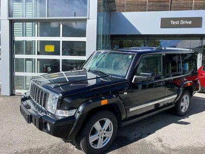 gebraucht Jeep Commander 3,0 V6 CRD Overland