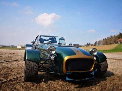 gebraucht Caterham CSR Seven260 Cabrio / Roadster,