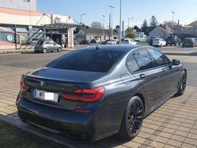 gebraucht BMW 730 7er-Reihe d M-Sport **AKTION PREIS** Limousine