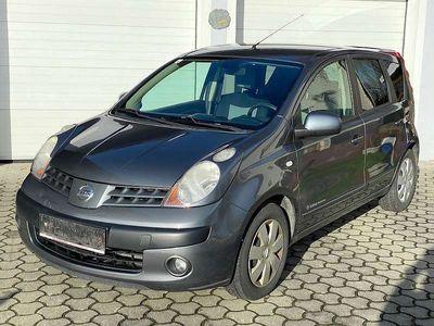 gebraucht Nissan Note 1,6 cdi Klein-/ Kompaktwagen