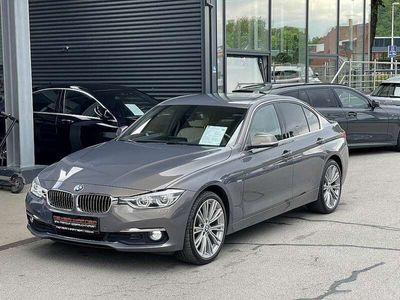 gebraucht BMW 320 320 d xDrive Luxury Line Aut., HiFi, Head-Up, Na...