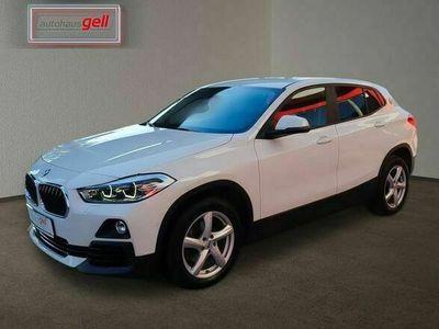 gebraucht BMW X2 xDrive18d Advantage Automatik SUV / Geländewagen