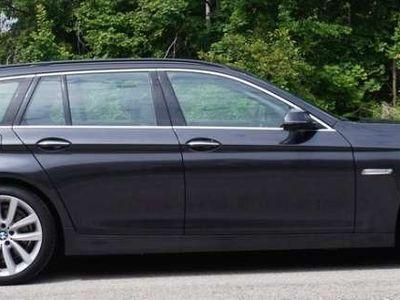 gebraucht BMW 520 5er-Reihe d xDriveF11 ÖPaket Aut.Leder,Leasing,NP72.780,- Kombi / Family Van