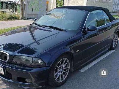 gebraucht BMW 323 Cabriolet 3er-Reihe CL Cabrio E46/ Roadster / Roadster