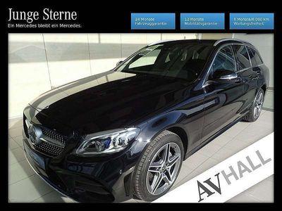 gebraucht Mercedes C220 C-Klassed T 4MATIC Aut. Kombi / Family Van,