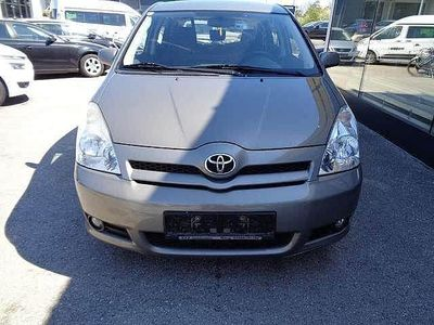 gebraucht Toyota Corolla Verso 2,0 D-4D Linea Sol Ds.