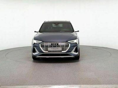 gebraucht Audi E-Tron - SB 55 quattro S line ext.