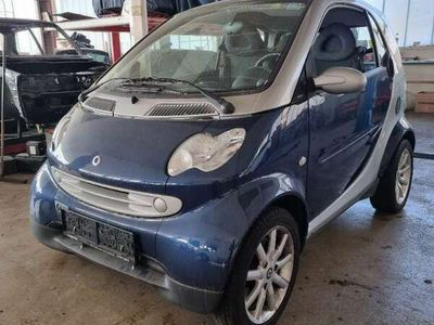 gebraucht Smart ForTwo Coupé Basis (45kW)