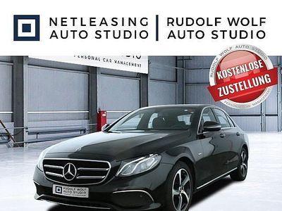 gebraucht Mercedes E200 Sportstyle Avantgarde+LED+DAB+Totwi+Kam SHD