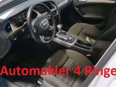 gebraucht Audi A4 2,0 TDI quattro Fleet S-tronic Anhängevorr.,Xenon,Navi,Sportsitze Limousine