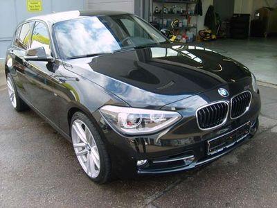 gebraucht BMW 120 1er-Reihe Diesel (F20) Aut.