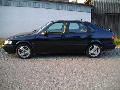 gebraucht Saab 9-3 2.2 TiD Anniversary Klima, Leder, Sitzheizung etc. Limousine