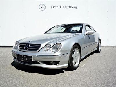 gebraucht Mercedes CL600 Coupé