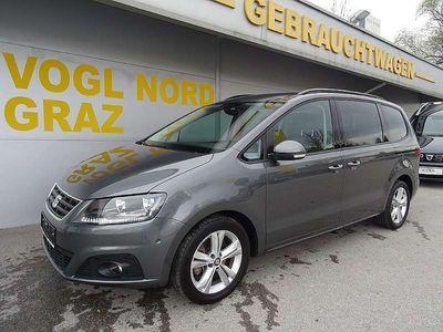 gebraucht Seat Alhambra Executive Plus 2,0 TDI CR 4WD Kombi / Family Van
