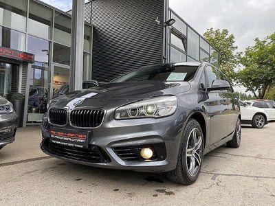 gebraucht BMW 218 Gran Tourer d Sport Line Aut. LED, Kamera, NL-45%