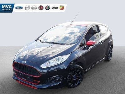 gebraucht Ford Fiesta Black Edition 1,0 EcoBoost Start/Stop