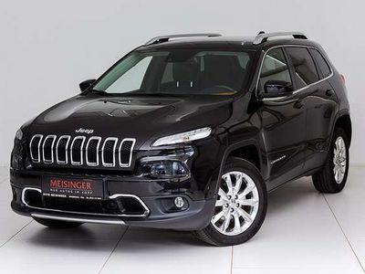 gebraucht Jeep Cherokee 2,0 MultiJet II AWD Limited