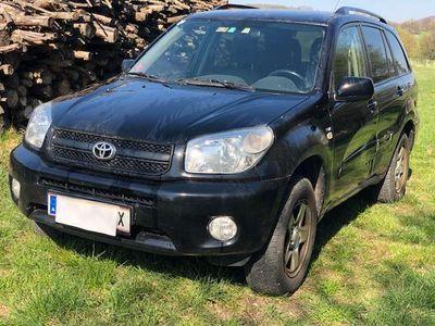 used Toyota RAV4 2,0 VVT-i 4WD Aut.
