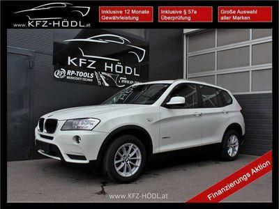 gebraucht BMW X3 xDrive20i Österreich-Paket Aut. SUV / Geländewagen,