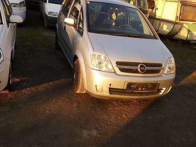 gebraucht Opel Meriva 1,7 Enjoy Flexx-Pack DTI Kombi / Family Van