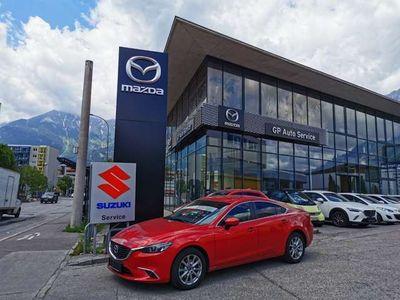 gebraucht Mazda 6 G165 Attraction Aut.