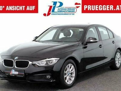 gebraucht BMW 320 3er Limousine d EfficientDynamics Advantage Aut., Advantage, 163 PS, 4 Türen, Automatik