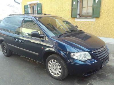 gebraucht Chrysler Voyager Kombi / Family Van