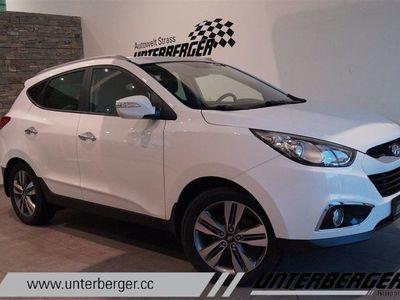 gebraucht Hyundai ix35 Premium 2,0 CRDi 4WD MT