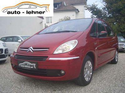 gebraucht Citroën Xsara Picasso 1,6 HDi 16V Exclusive FAP
