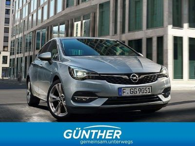 gebraucht Opel Astra 2 Turbo Direct Injection GS Line Limousine