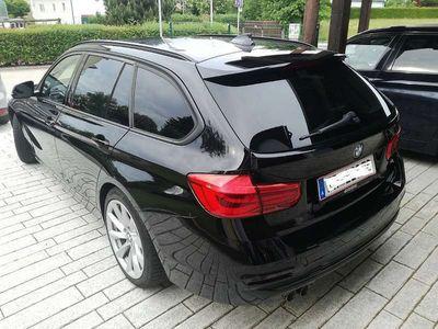 gebraucht BMW 320 3er-Reihe d Touring Sport Line SAG Kombi / Family Van