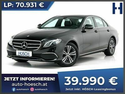 gebraucht Mercedes E300 Avantgarde Aut.