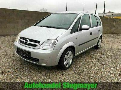gebraucht Opel Meriva 1,7 Flexxline DTI