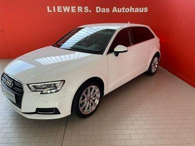 used Audi A3 Sportback 1.0 TFSI intense