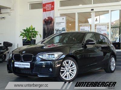 gebraucht BMW 120 1er-Reihe d Österreich-Paket Aut. Limousine,