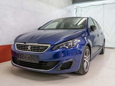 brugt Peugeot 308 SW 2,0 BlueHDi 180 GT S&S Aut. *PANORAMA*KLIMATRO