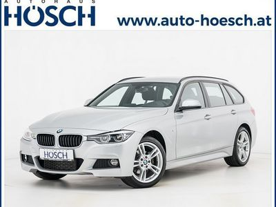 gebraucht BMW 320 d xDrive Kombi M-Sport Aut. LP: 62.705,-€