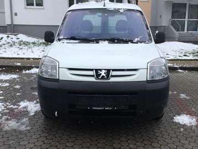 gebraucht Peugeot Partner Western 1,6 HDi 75